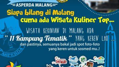 Photo of Wisata Kekinian Kota Malang – Event FAMTRIP Ramadhan ASPERDA 2018