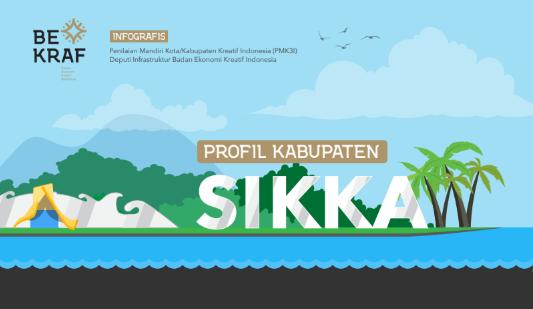Profil Kota Kabupaten Kreatif Kabupaten Sikka Indiekraf Com