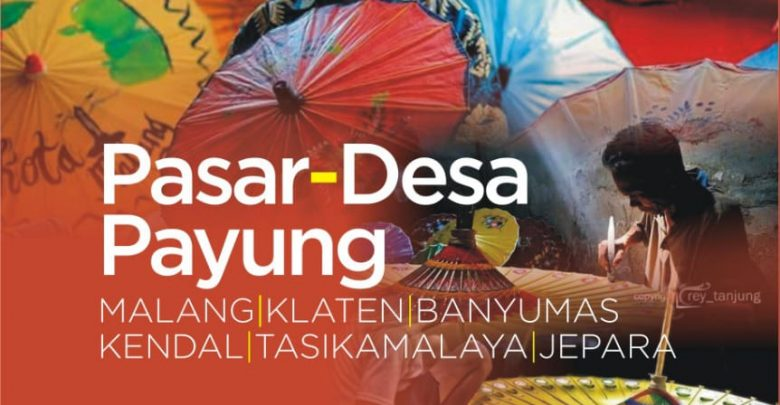 Festival Payung Indonesia 2018-poster