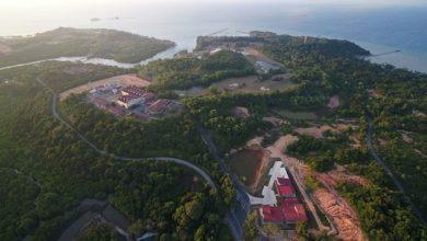 Kawasan Nongsa dilihat dari ketinggian straitstimes.com