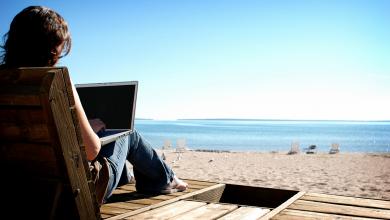 Digital Nomads, Travel, Work
