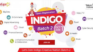 Photo of Program Indigo 2018 batch 2 sudah Dibuka ! Yuk ikutan ..