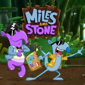 Miles and Stone, Kumata Studio, Animasi Indonesia