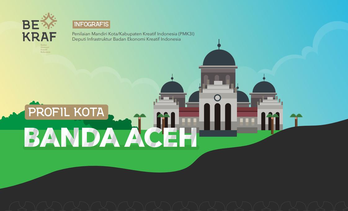Profil Kota Kabupaten Kreatif Kota Banda Aceh Indiekraf Com