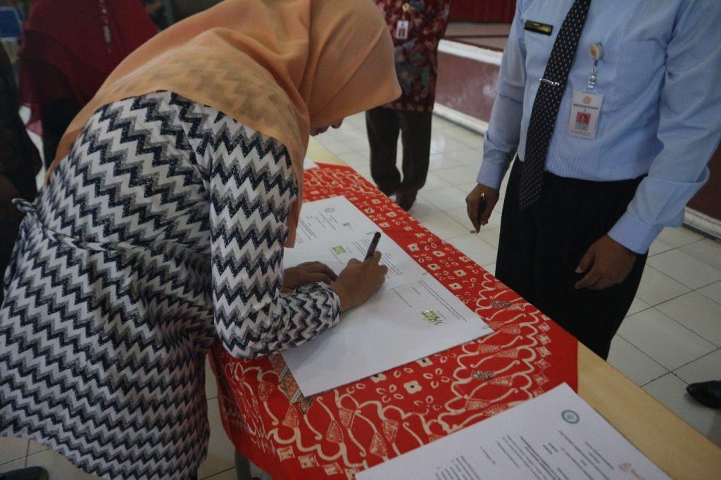 Head Manager Dilo Ayu Hadiarti