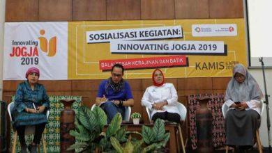Photo of Dorong Inovasi Startup Kerajinan dan Batik, Kemenperin Gelar Innovating Jogja 2019