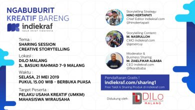 Photo of Ngabuburit Bareng Indiekraf – Belajar Storytelling Bareng