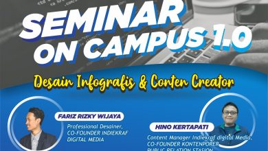 Photo of Acara Kreatif – Seminar on Campus 1.0 HMIF STT Malang