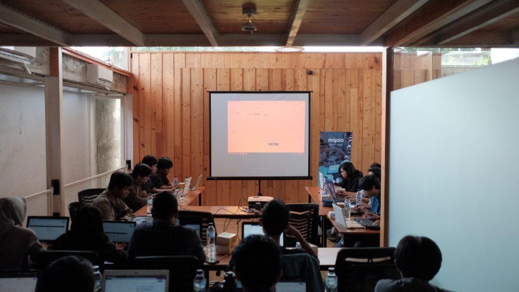 Kolaborasi Event Komunitas Malang QA dengan majoo | via Malang QA