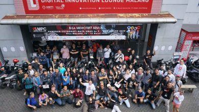 Suasana Pameran Malang Photo Club - via FB Malang Photo Club