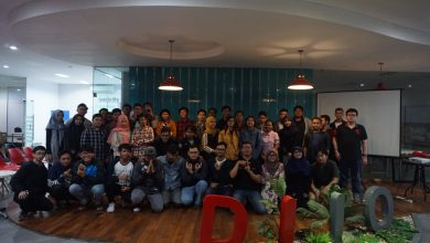Photo of Roadshow Indigo Game Startup Incubation Batch 2 di Malang