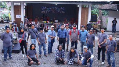 Photo of Kolaborasi Kreatif Pameran Virtual A(r)T Home Dewan Kesenian Malang