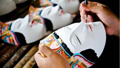 Photo of Sejarah Topeng Malangan, Produk Budaya Asli Malang