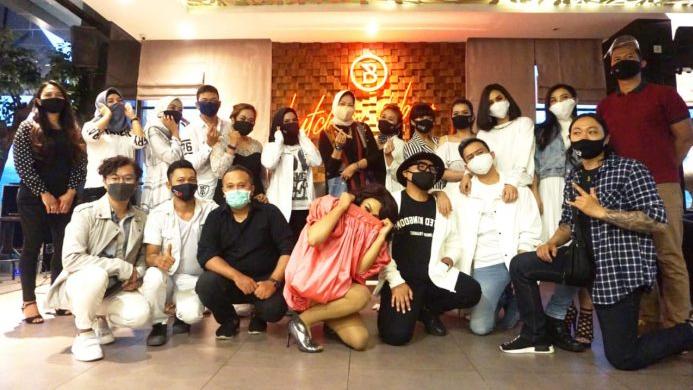 Para Musisi Malang dan Batu Album 18KM (foto via nedi putra aw, bacamalang.com)