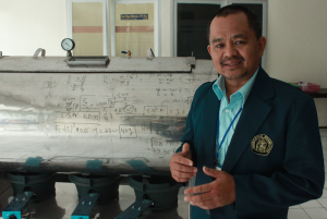 Dr. Ir. Anang Lastriyanto, M.Si., Penemu Mesin Penggoreng Vakum Tipe Horisontal (Foto via prasetya.ub.ac.id)