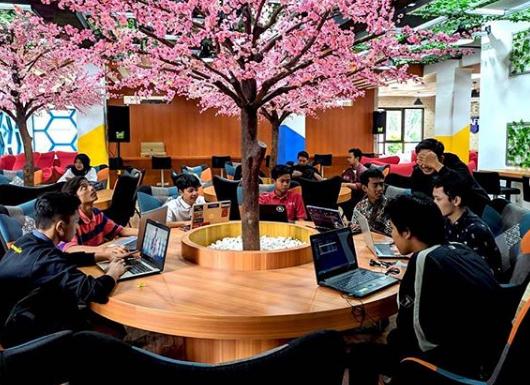 Coworking Space Baru di Malang (Foto via Instagram @ejscmalang)