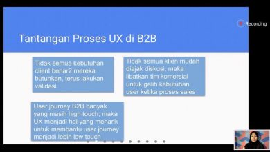 Photo of NgeDILo x IxDA Malang: Proses Riset UX Research Pada Perusahaan B2B