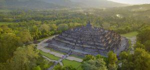 Kawasan Wisata Candi Borobudur (Foto via borobudurpark.com)