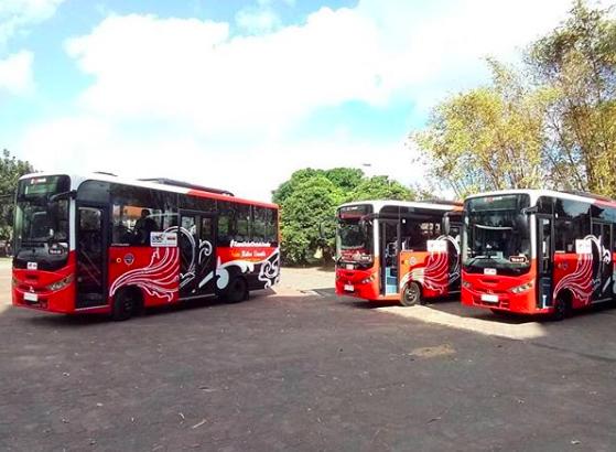 Photo of Mantap! Sekarang di Bali Ada Layanan Bus Gratis