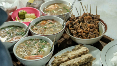 Photo of Bikin Ketagihan! Ini Rahasia Kelezatan Soto Bangkong Khas Semarang