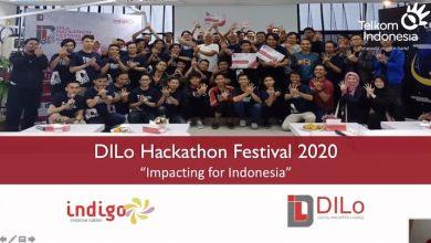 Photo of Selamat! Berikut Pemenang DILo Hackathon Festival 2020