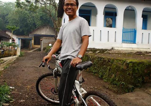 Singgih Susilo Kartono (Foto via www.spedagi.com)