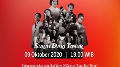 Photo of 'Wave of Cinema' akan Tampilkan Konser Virtual Karya-Karya Glenn Fredly