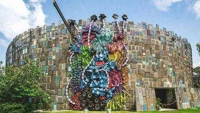 Photo of Mengulas Karya Eko Nugroho yang Terbuat dari 300 Kilogram Sampah