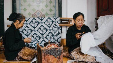 Photo of Batik Mendunia Sampai ke New York Lewat IFAWeek 2020