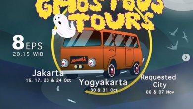 Photo of Tim Jurnalrisa Adakan GhostBusTour, Kamu Juga Bisa Ikut lho!