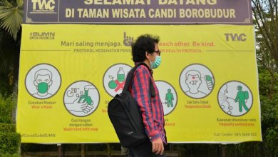 Photo of Presiden Jokowi Turun Tangan Renovasi Kawasan Wisata Candi Borobudur