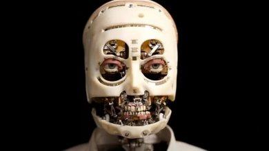Robot ciptaan Disney bernama Gaze bisa melakukan kontak mata pada lawan bicaranya (Foto via theverge.com)