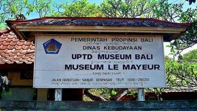 Museum Le Mayeur memiliki lokasi yang tak jauh dari pantai Sanur (Foto via www.denpasarkota.go.id)