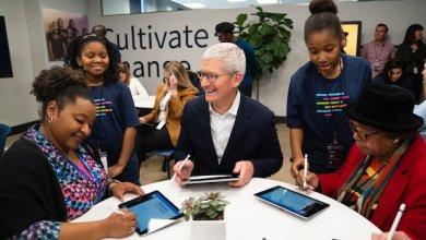 Program kelulusan Apple Developer Academy Indonesia mendapatkan ucapan langsung dari Tim Cook (Foto via Twitter @tim_cook)