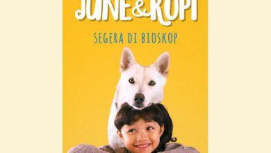 Film June & Kopi akan segera rilis pada akhir Januari 2021 (Foto via Instagram junedankopimovie)