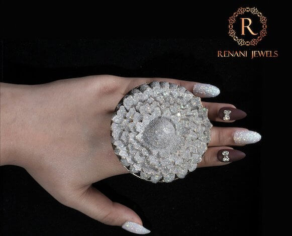 Cincin The Marigold (Foto via www.renanijewels.com)