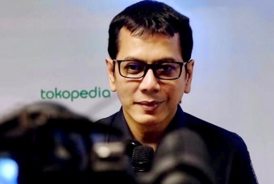 Wishnutama umumkan jadi komisaris Tokopedia melalui Instagram (Foto via Instagram @wishnutama)