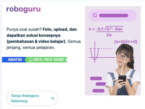 ROBOGURU: Solusi Praktis dan Efektif untuk Siswa Belajar