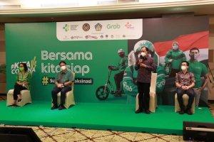 Bali Punya Pusat Vaksinasi Drive-Thru, Pertama di Asia Tenggara!