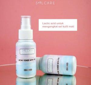 Solcare, Skincare Lokal yang Bisa Bantu Lawan Jerawat