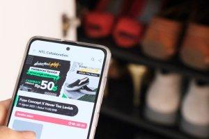 Bersebelas #MelangkahBareg Jadi Kolaborasi Tokopedia dan 11 Brand Sepatu Lokal