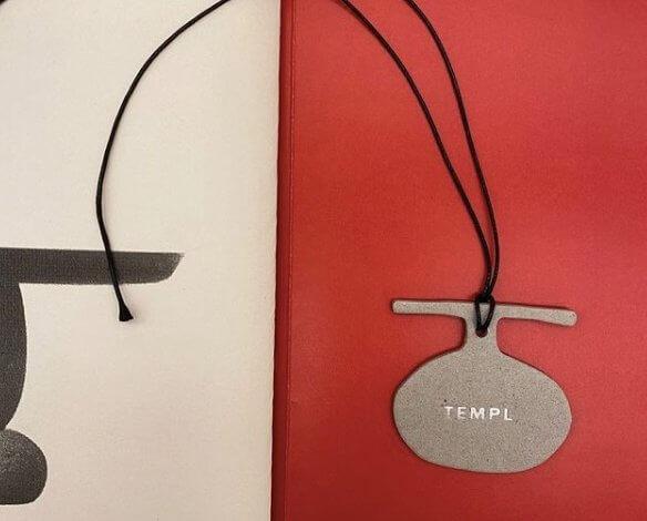 TEMPL: Toko Ritel dengan Konsep ala Kuil Kuno